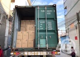 China Container Loading Supervision | China Inspection Services